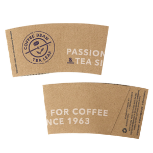 The Coffee Bean & Tea Leaf® Sleeves
