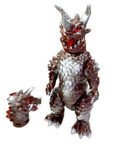 "Max Toy OG DRAZORUS by Mark Nagata X Dream Rocket, optional Drazoran Head, 10.5"" Tall"