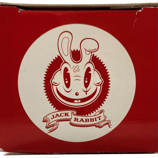 "Candykiller Jack Rabbit 2"" (Vintage) Novelty Key Chain by Brian Taylor - GID variants"