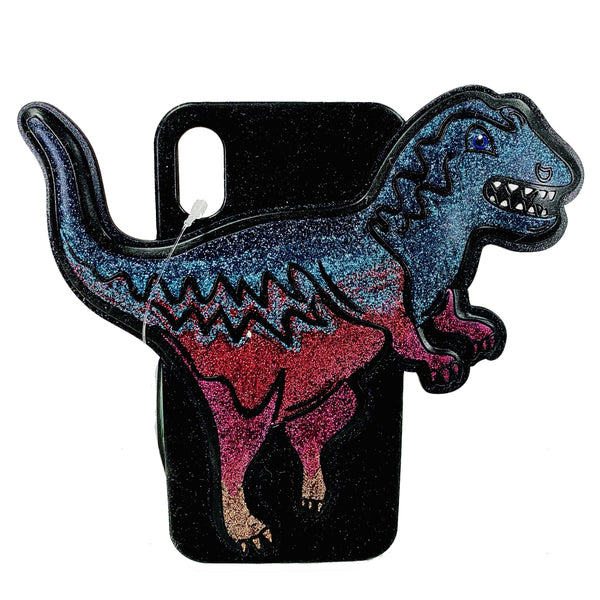 "REXY the T-Rex iPhone X-XS Case by ""COACH"""