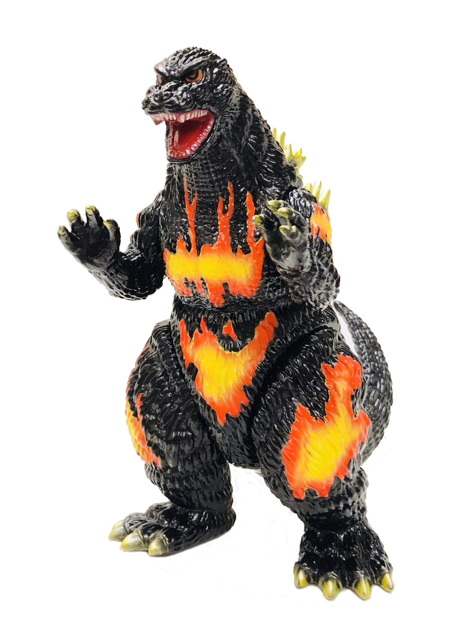 Medicom/Marmit Burning Godzilla 9+ inches tall