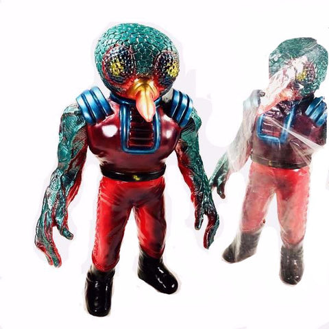 "ALIEN MESIUS (9"") vinyl figure by Karz Works"
