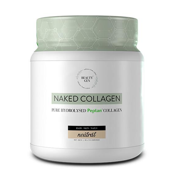 Beauty Gen Naked Collagen 360g