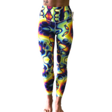 Girls Leggings - Lumo Oil