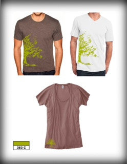 Father Nature Modern wrap T