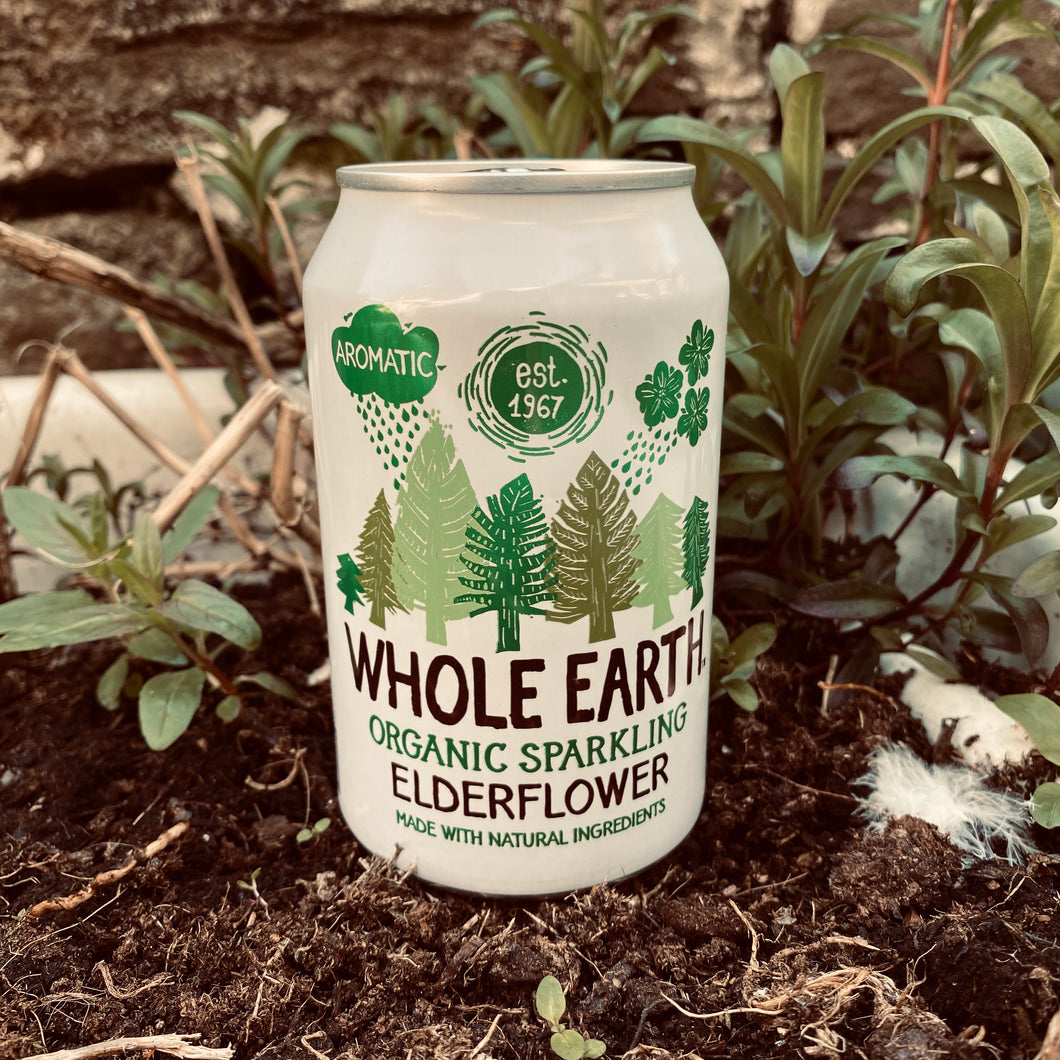 Whole Earth Elderflower Lemonade