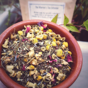The Warren's Herbal Tea Infusion (80g)