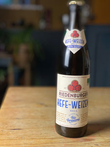 Riedenburger German Wheat Beer