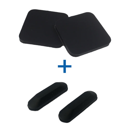 Rubber Pads& Feet for NinjaStand (A pair for each)