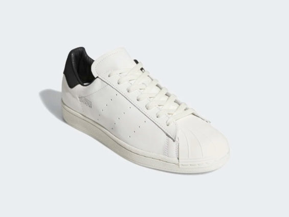 "Adidas Superstar Shoes ""Pure"" - Studios"