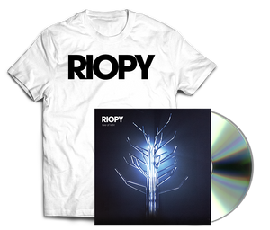 Tree of Light Signed CD & T-shirt Bundle