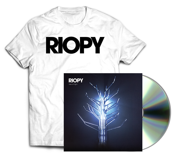 Tree of Light CD & T-shirt Bundle