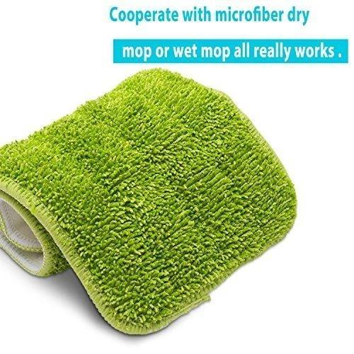 360 Degree Microfiber Floor Spray Mop