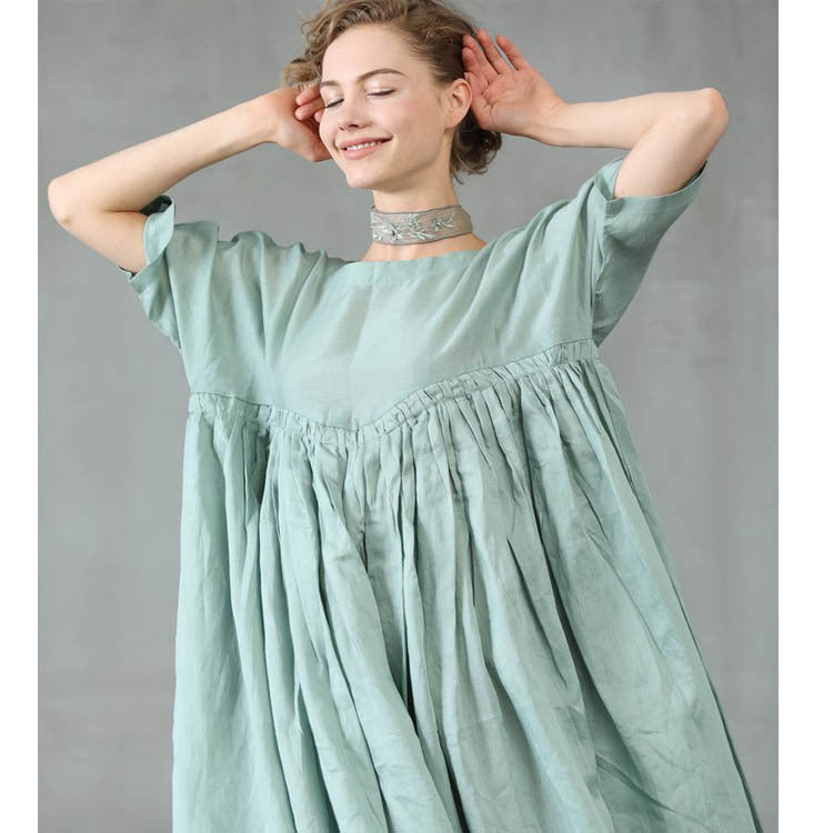 2019 Summer Casual Maxi Dress Plus Size Women Dresses