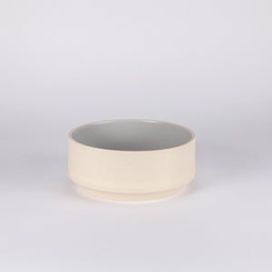 Atlas Salad Bowl, Natural & Grey
