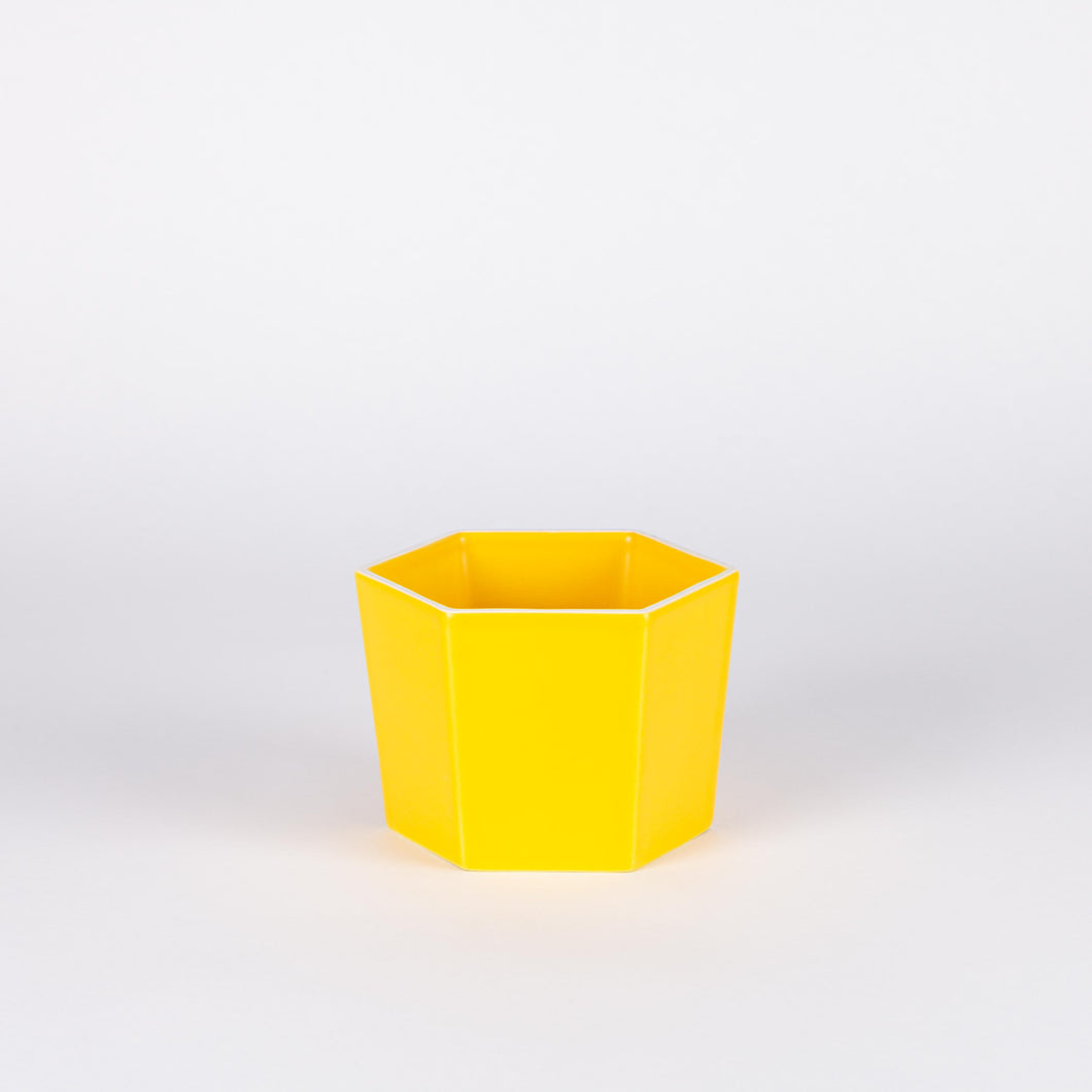 H3 Yellow Container