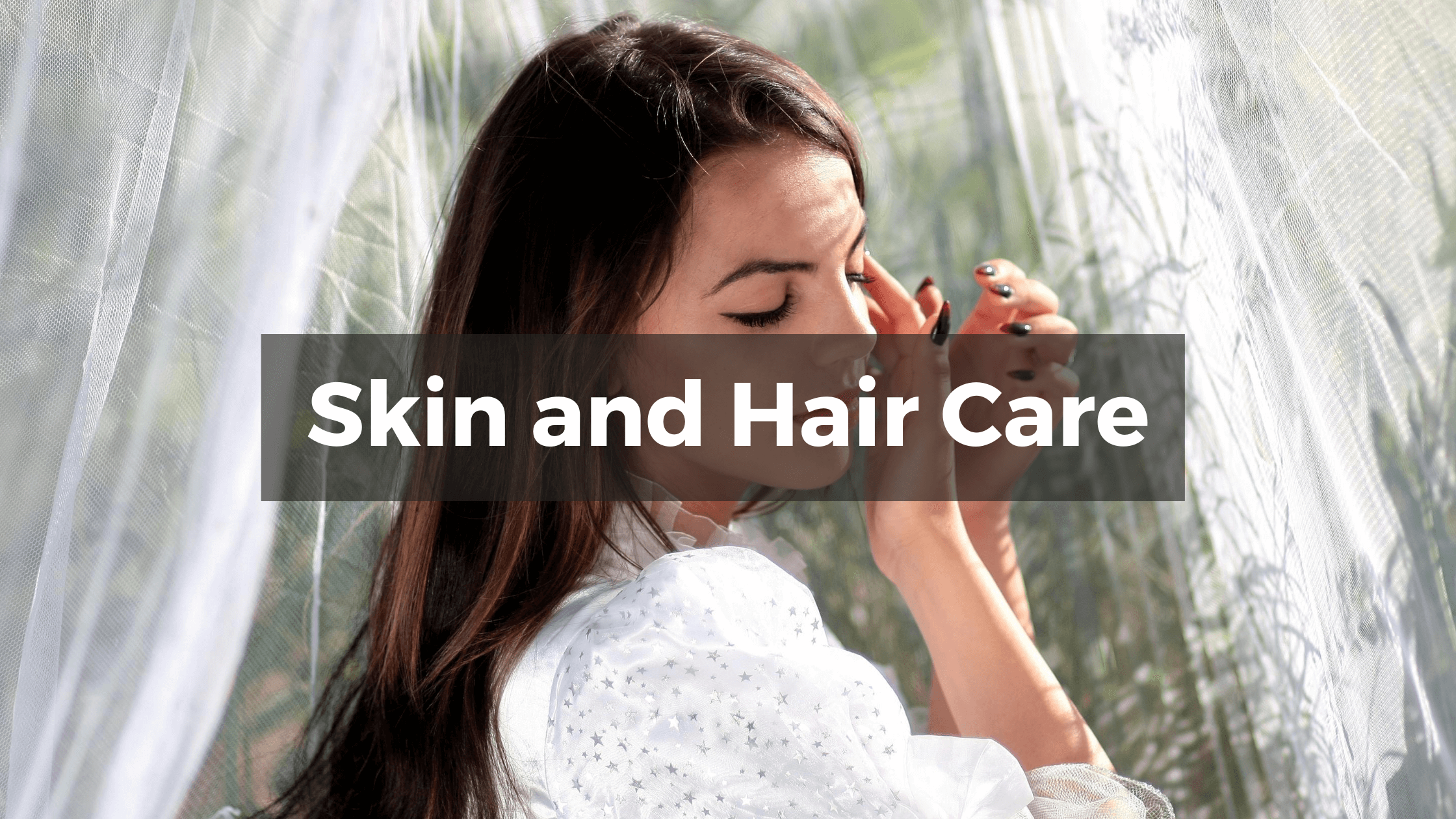 Honey for Skin and Hair Care