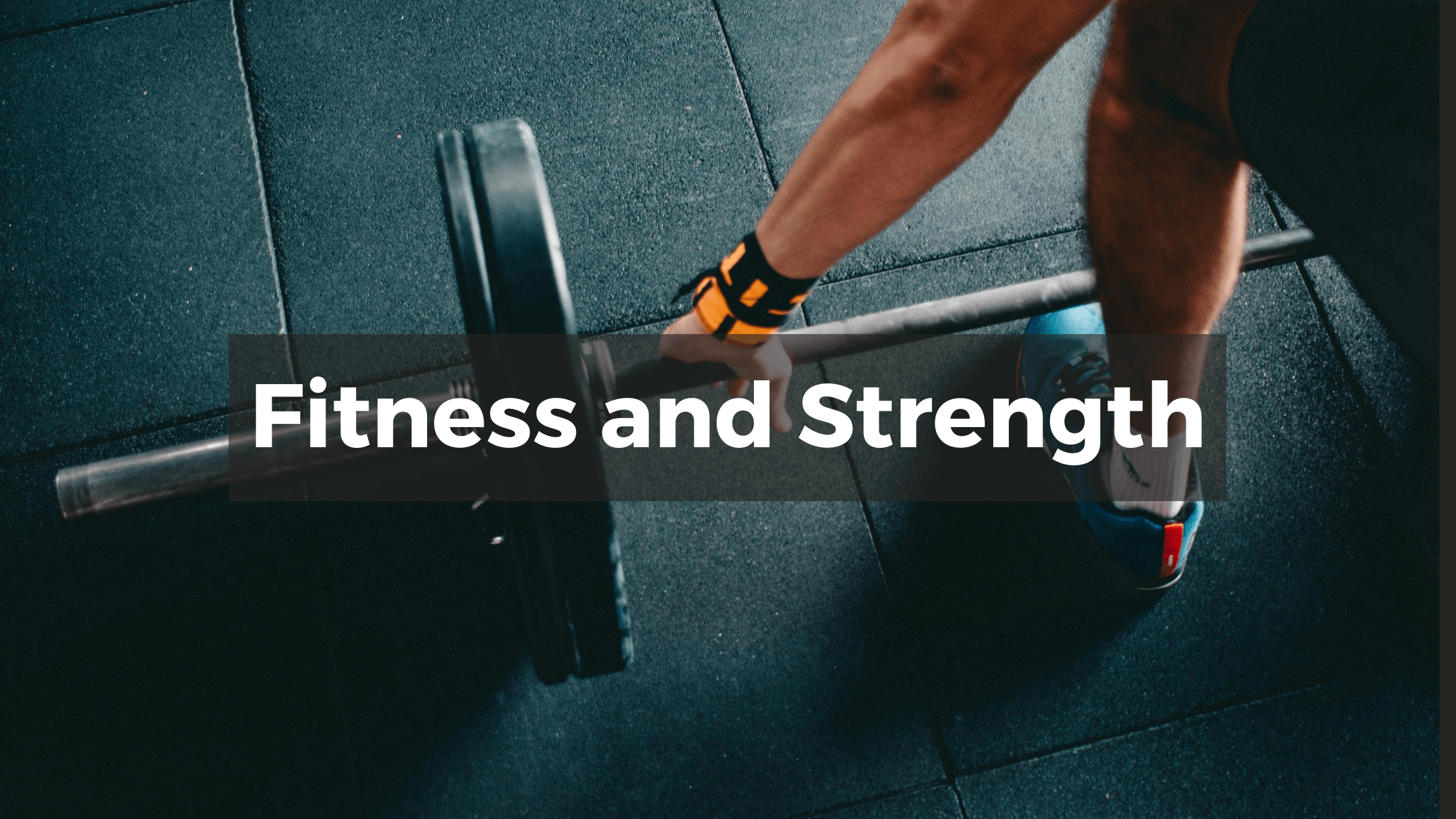 Honey for Fitness and Strength