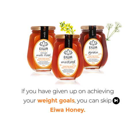 honey for weight management