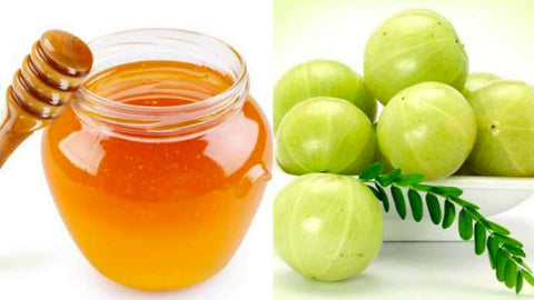 Benefits of Amla and Honey