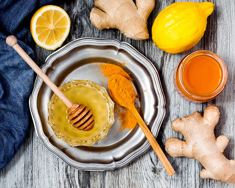 Are honey and turmeric good for coughing?