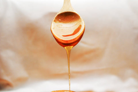 How does honey help with period cramps