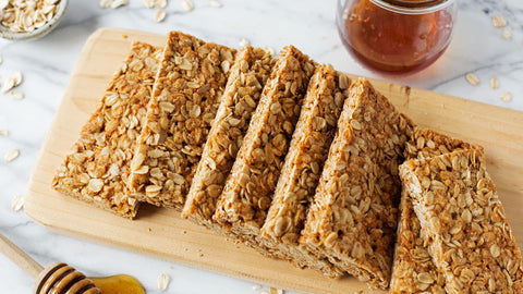 honey power bars