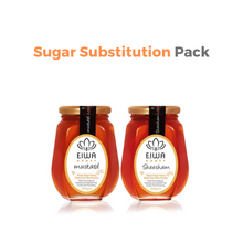 Load image into Gallery viewer, Sugar Substitution Pack (Mustard and Sheesham)