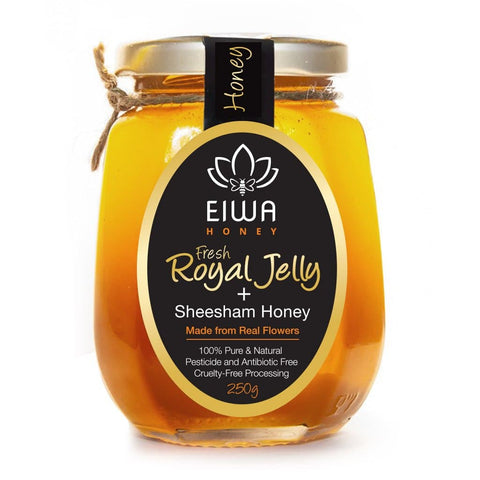 Royal Jelly Honey