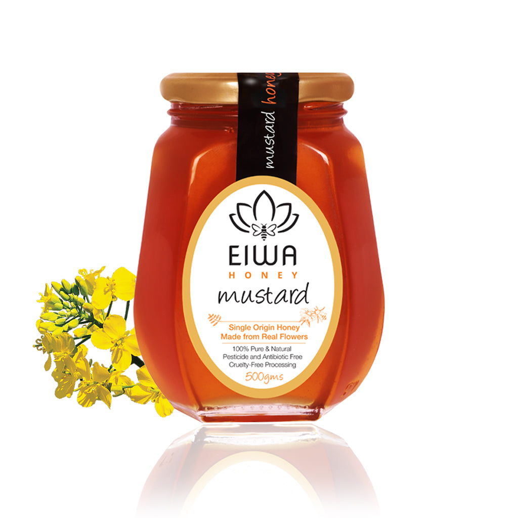 Buy pure Mustard Honey