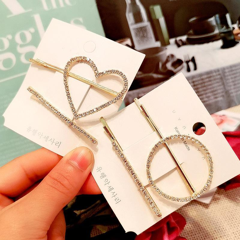 Love Shape Hair Clip (2 Shapes)