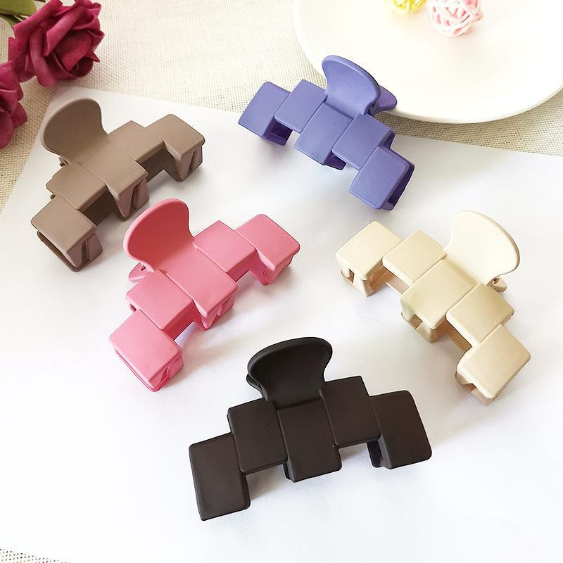Colorful Hair Clip (6 colors)