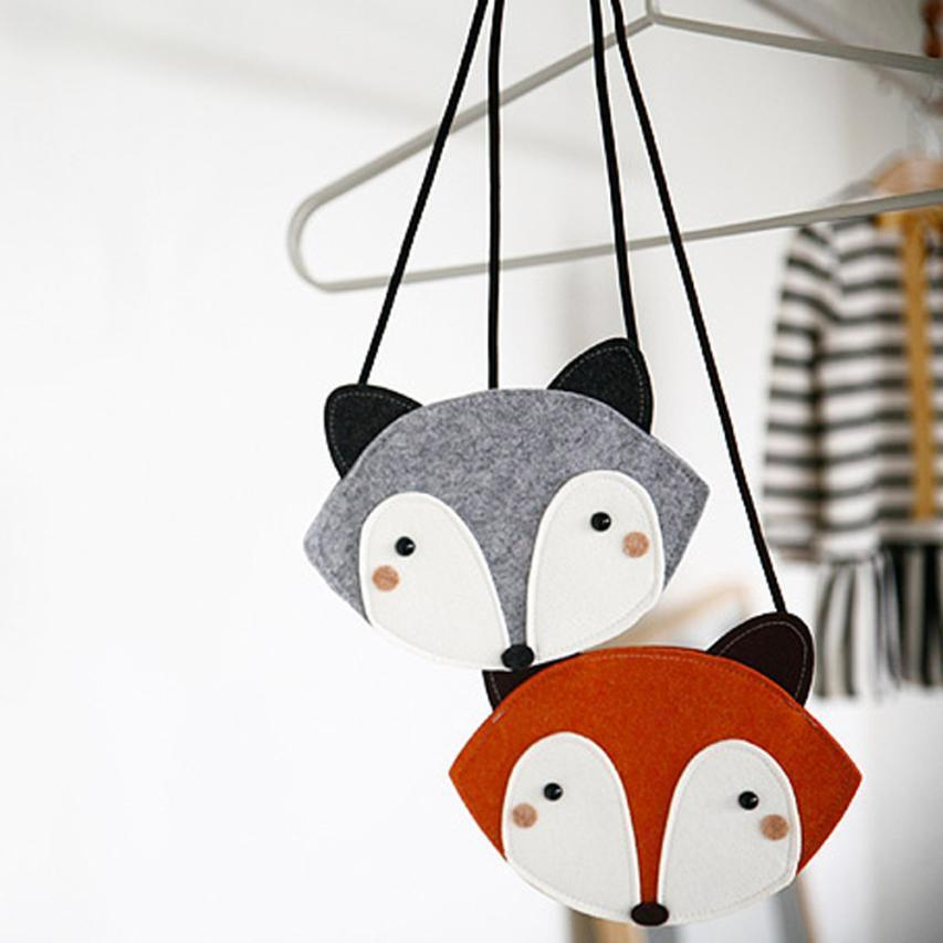 Foxy Clutch (2 Colors)