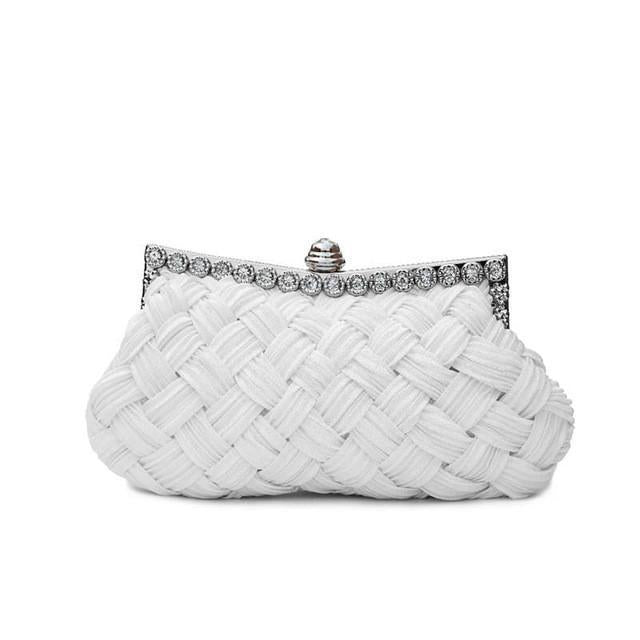 Knitted Evening Clutch