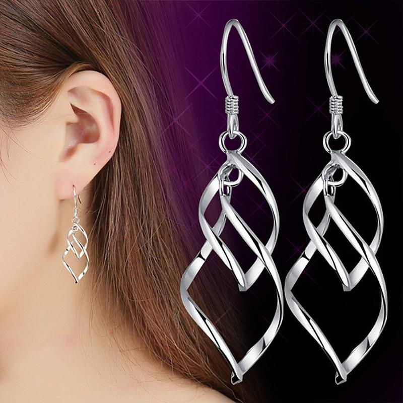 Elegant Dangling Earrings