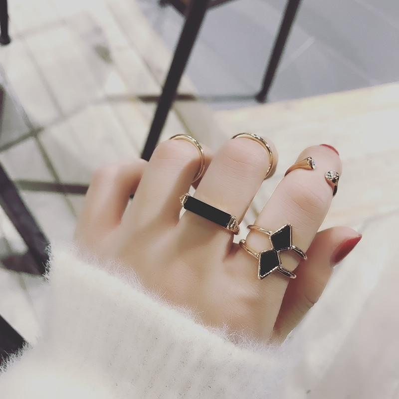 Cocktail Rings (5 Piece Set)