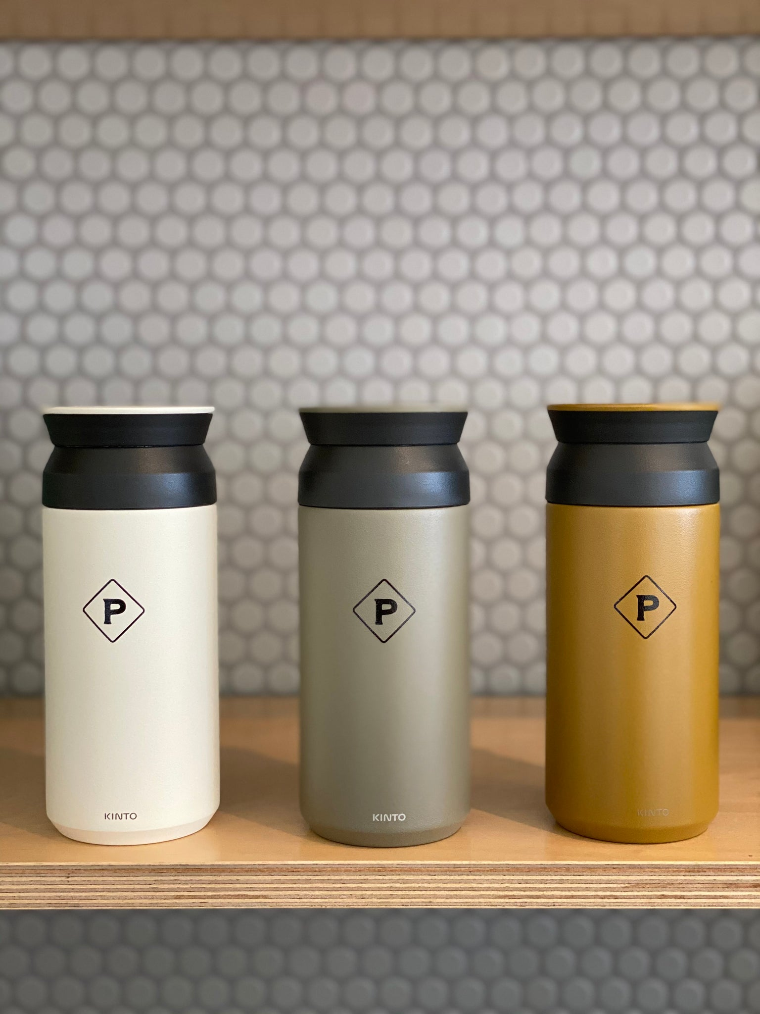 PCR x Kinto Travel Tumbler