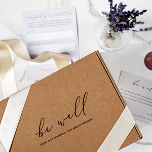 fall be well box (2019)