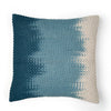 Ombré Hand-Knotted Cushion Cover