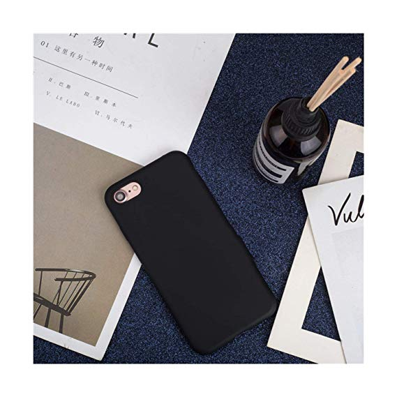 Silicone Luxury Thin Soft Color Phone Case for iPhone - Ylime