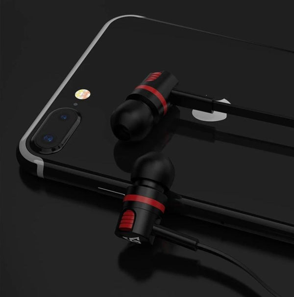 Professional HQ Super Bass Sport Wired Earphone - Ylime