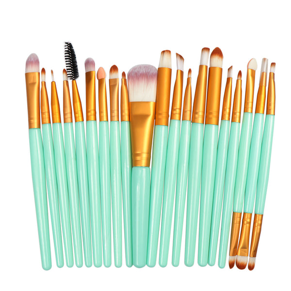 Makeup Cosmetic Brushes Beauty Set - Ylime