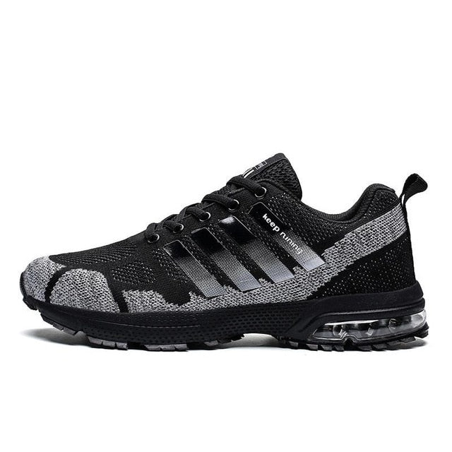 Running Unisex Air Mesh Jogging Shoes Outdoor Trainers Shoes Lightweight - Ylime