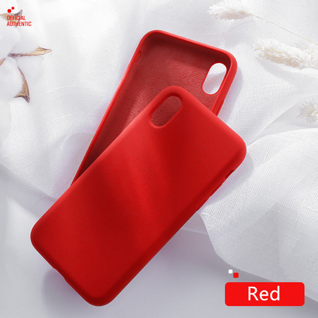 Soft Shockproof Silicon Iphone Case - Ylime