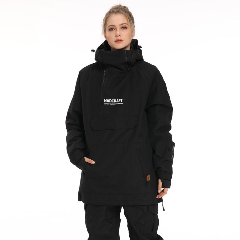 Ski Jacket unisex winter warm and windproof waterproof - Ylime