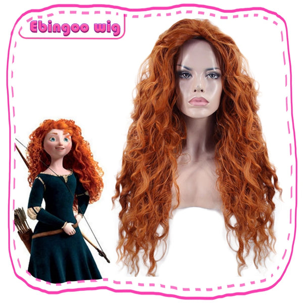 Disney Princess Cosplay Wig - Ylime