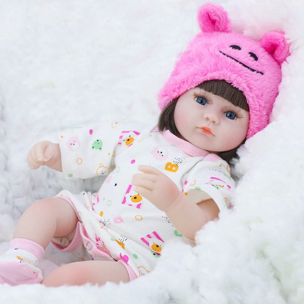 Baby Dolls Toys For Girls Sleeping Accompany Doll - Ylime