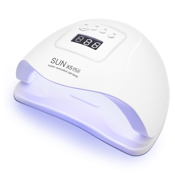 UV X5 Plus LED Nail Dryer Lamp - Ylime
