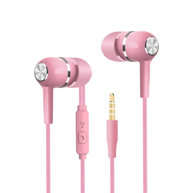 2019 Wired Super Bass Sport Earphone - Ylime