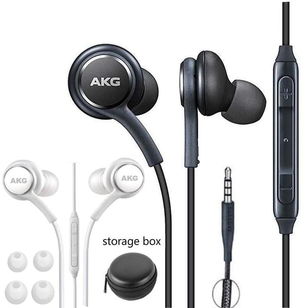 AKG Wired S10/S9/S8 HQ Earphone - Ylime